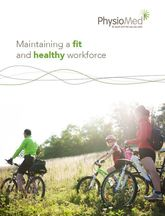 Maintaining a fit and healthy workforce