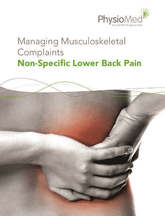 Managing Musculoskeletal Complaints: Lower Back