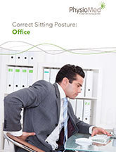 Correct Sitting Posture: Office