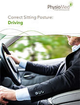 Correct Sitting Posture: Driving