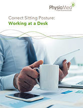 Correct Sitting Posture: Working at a Desk